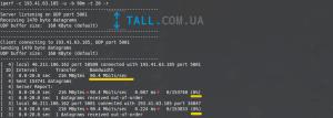 Точный метод замера скорости домашнего интернета Linux+iperf